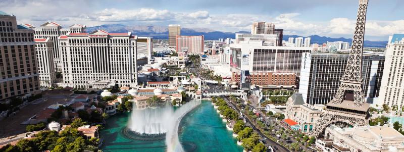 Vegas views on short term rentals